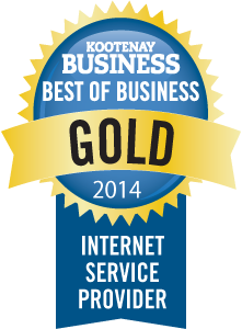 Best of Business Gold 2014 Best Internet Service Provider